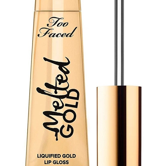 Too Faced Other - Lip gloss gold from too faced